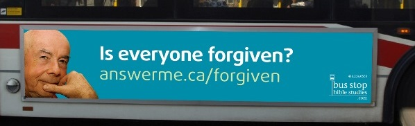 God, is everyone forgiven?