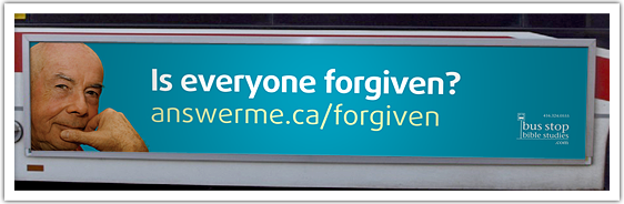 Is everyone forgiven?