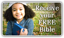 Receive Your Free Bible